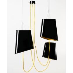 Oryginalna lampa wisząca - dwie wersje kolorystyczne
