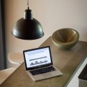 Oryginalna lampa industrialna - wersja black, white or grey