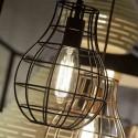 Czarna lampa wisząca Pittsburgh - It's About RoMi