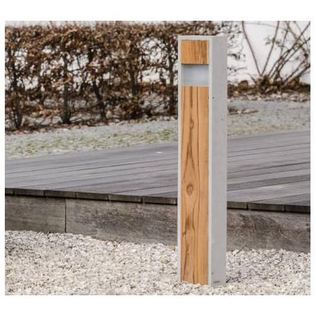 Outdoor'owa lampa podłogowa SLIM