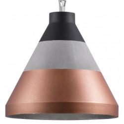 Betonowa lampa wisząca CRAFT S