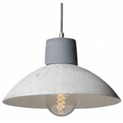 Betonowa lampa wisząca KORTA 3 Concrete
