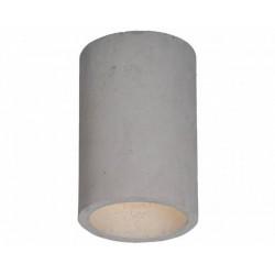 Betonowa lampa sufitowa FUNTA