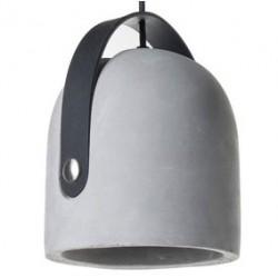 Betonowa lampa wisząca NORDIC