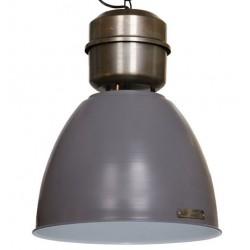 Industrialna lampa VOLTERA 32 cm (matt grey / dark nickiel)