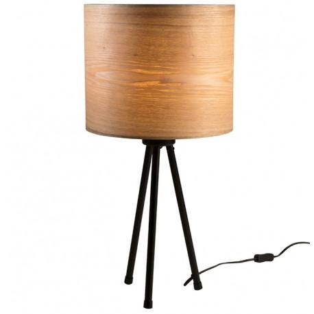 Oryginalna lampka stołowa Woodland
