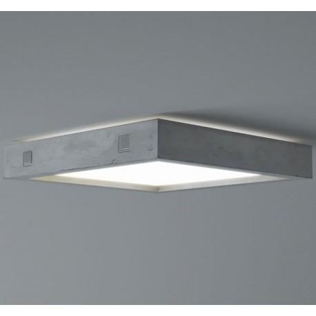 Geometryczna lampa sufitowa, plafon GEO 34 CLEONI