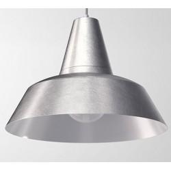 Srebrna lampa wisząca GELSOMINO CLEONI