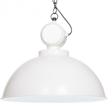 Biała lampa loftowa NETTO 40