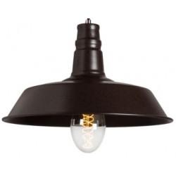 Industrialna lampa wisząca - wersja S2