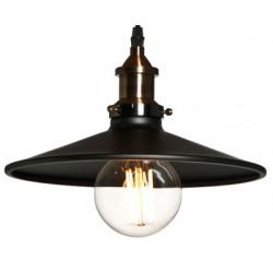 Industrialna lampa wisząca - wersja metalowa 2