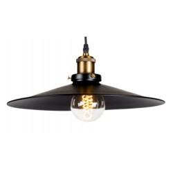 Industrialna lampa wisząca - wersja metalowa 3