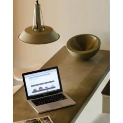 Metalowa lampa industrialna - wersja S, 4 kolory