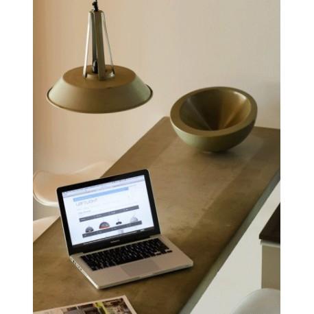 Metalowa lampa wisząca Tarta S - cztery kolory do wyboru