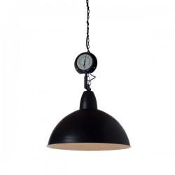 Oryginalna lampa przemysłowa - wersja czarna