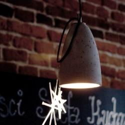 Lampa betonowa Febe