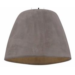 Nowoczesna lampa wisząca o prostym designie.