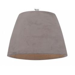 Lampa wisząca wykonana z unikatowego materiału.
