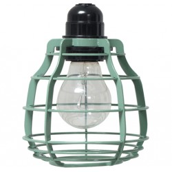 Lampa LAB w kuchni też prezentuje się oryginalnie