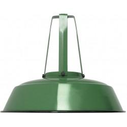Zielona lampa industrialna Workshop - HK Living