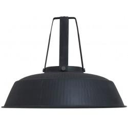Rustykalna lampa wisząca Workshop XL czarna – HK Living
