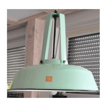 Miętowa lampa wisząca Workshop M- HK Living