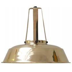 Mosiężna lampa Workshop L - HK Living