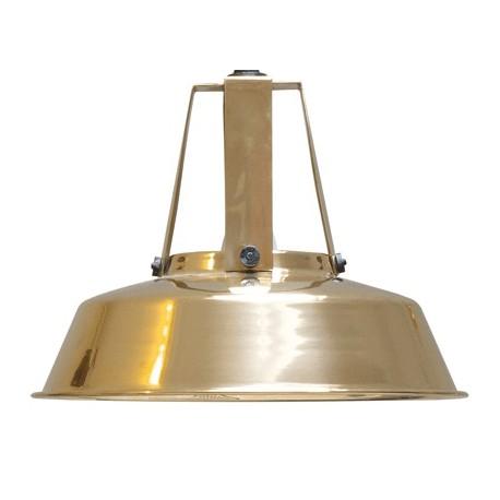 Mosiężna lampa industrialna Workshop M– HK Living
