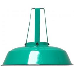 Industrialna lampa Workshop L (nefrytowa zieleń) - HK Living