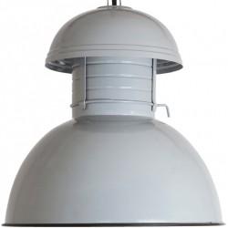 Szara lampa przemysłowa Warehouse L - HK Living