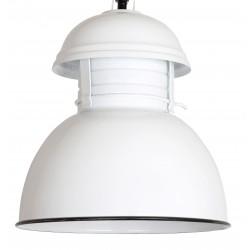 Biała lampa wisząca Warehouse M - HK Living