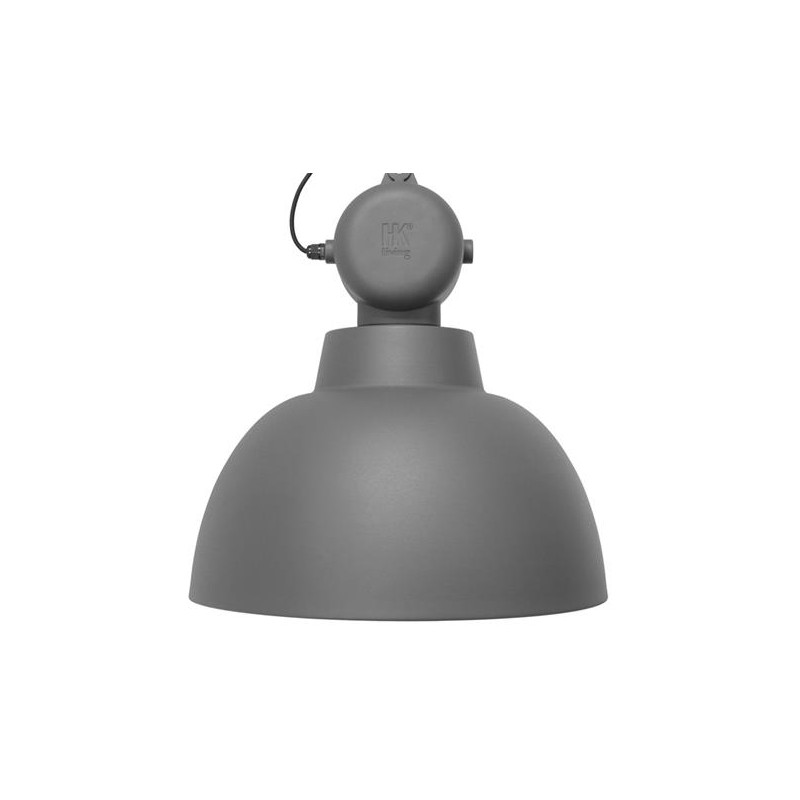 Industrialny design lampy wiszące Factory