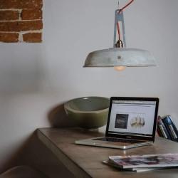 Lampa betonowa zoom