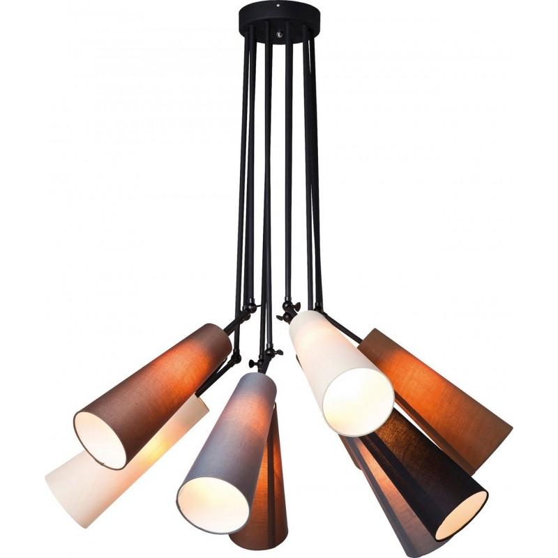 Oświetlenie salonu - żyrandol