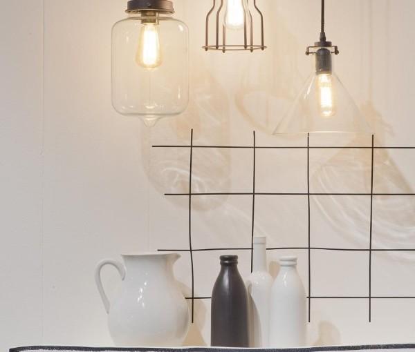 Holenderskie lampy industrialne