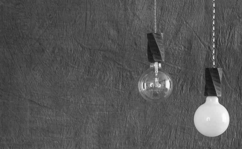 NOWOŚCI! Nowe modele lamp betonowych