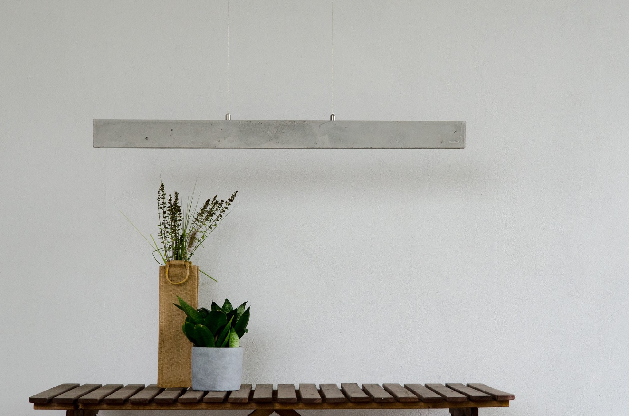 Lampa betonowa CONCRETE LINE