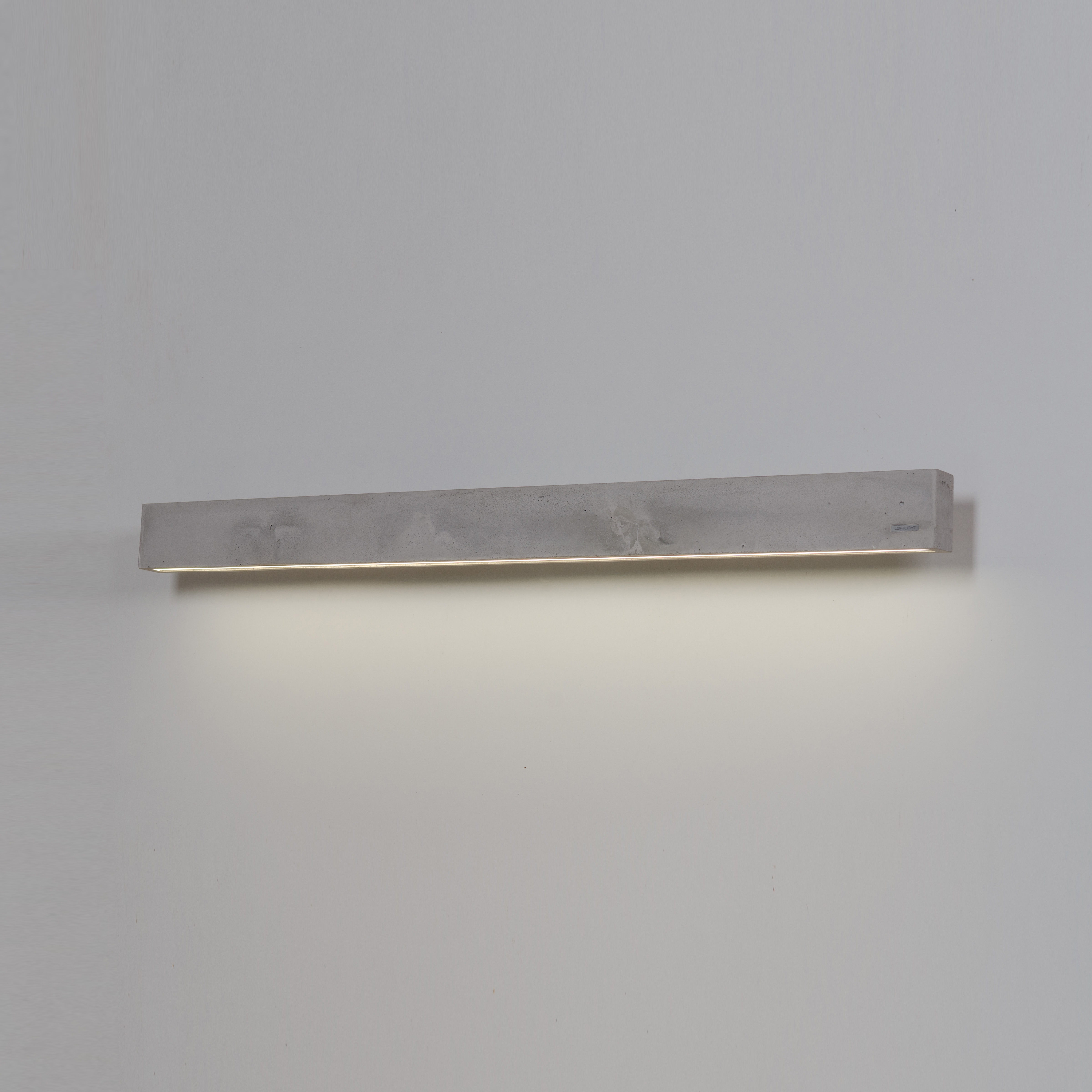 Betonowa lampa ścienna Concrete Line