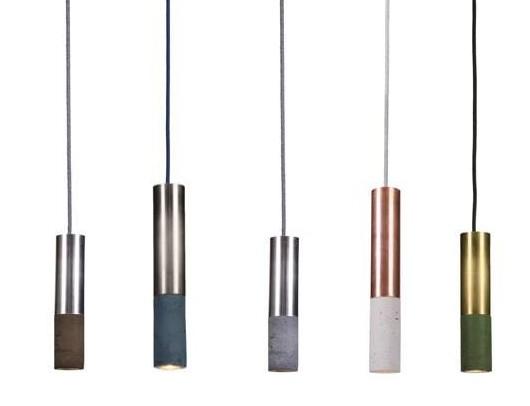 lampy betonowe KALLA