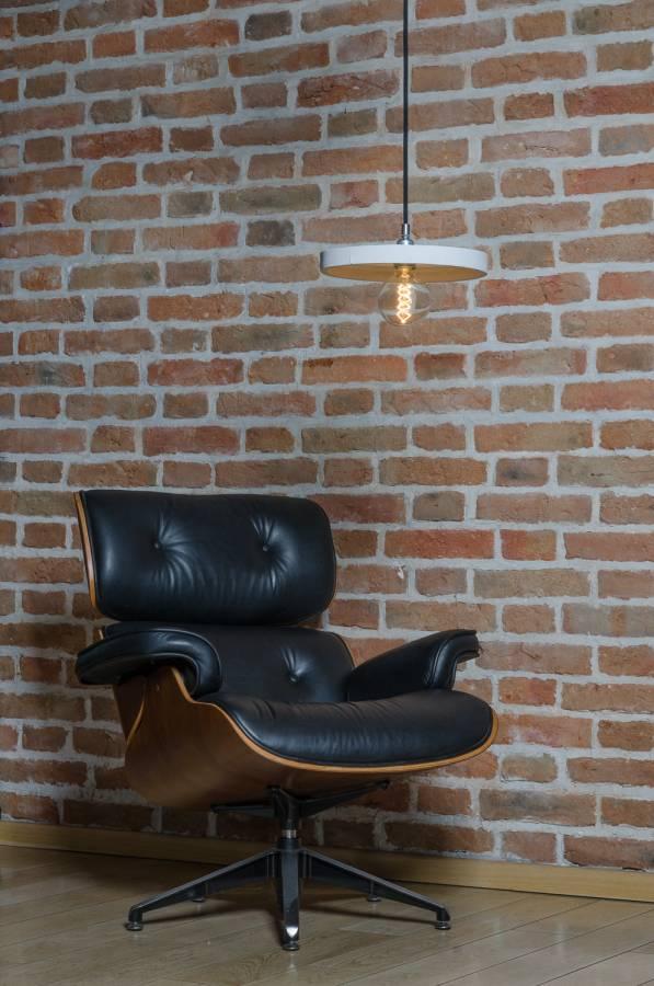 Oryginalna lampa z betonu