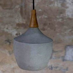 lampa betonowa