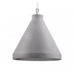 Betonowa lampa wisząca CRAFT S