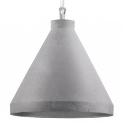 Betonowa lampa wisząca CRAFT XL