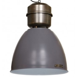 Industrialna lampa VOLTERA 32 cm (matt grey / dark nickiel)