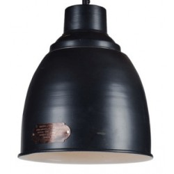 Lampa industrialna PRAGA S - black, white lub red